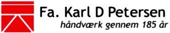 Tømrer og snedker, Karl D Petersen, samarbejdspartnere