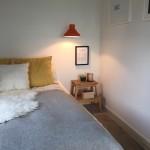 Nymalet soveværelse
